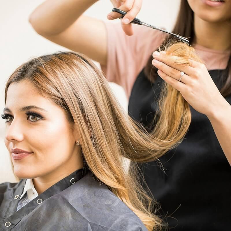 Short hair cutting course