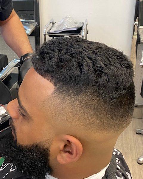 Online Afro barbering training